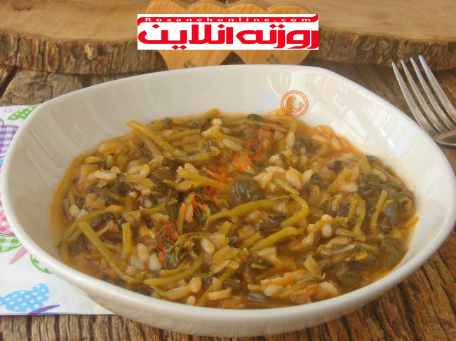دو نوع خوراک شنبلیله از رسپی های کشور ترکیه