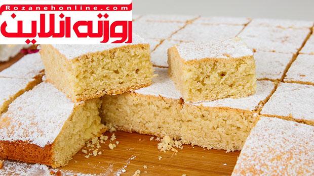 اطلاعلات کامل درباره روش درست کردن نوعی کیک برای ماه رمضان