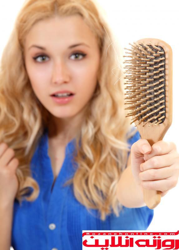 چه بخوریم که موهایمان زود چرب نشود