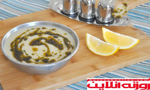 طرز تهیه سوپ عدس با شیر به شیوه رستوران های ترکیه