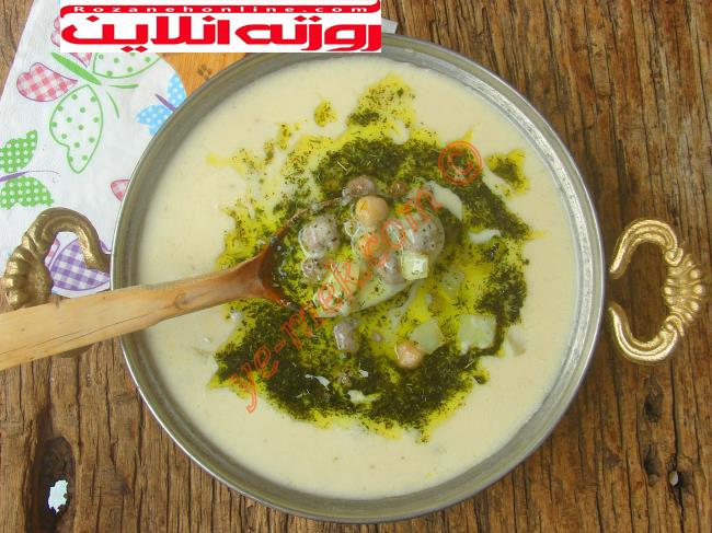 طرز درست کردن سوپ پاشازاده ترکیه