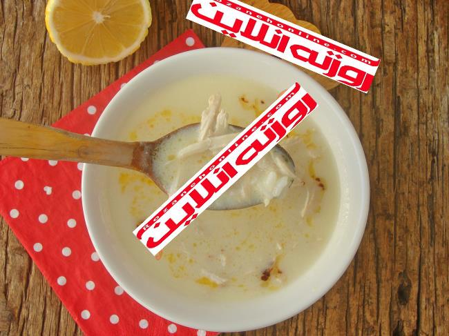 آموزش سوپ مرغ با سبک رستوران های ترکیه