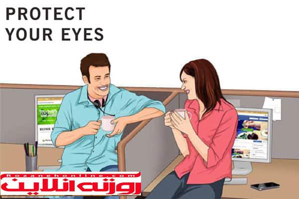 نقره کلوئیدی برای درمان سریع ویروس های عفونی چشم