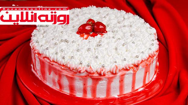 بهترین روش درست کردن کیک تولد خانگی