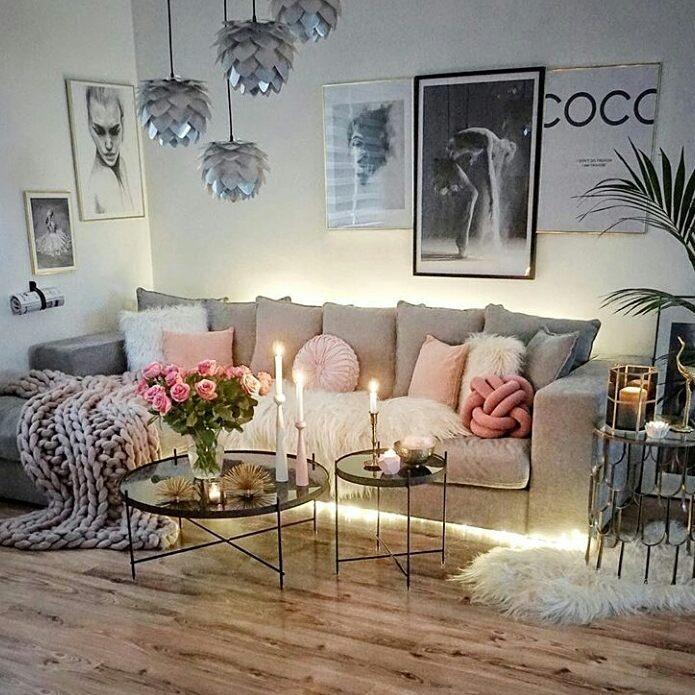 طرح دکوراسیون منزل 2018 سری 2 با چندین طراحی متفاوت
