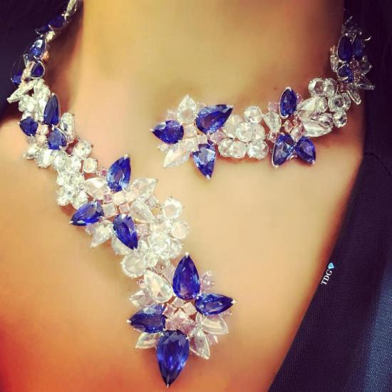 مدل جواهرات جدید و شیک 2018 سری 1 زیبا و جذاب