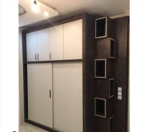 طرح کمد دیواری اتاق خواب 2018 سری 3 جذاب و متفاوت