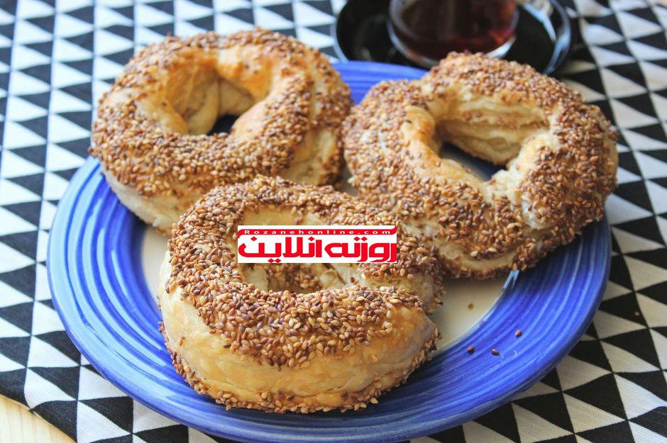طرز تهیه سیمیت با استفاده از خمیر میلفوی