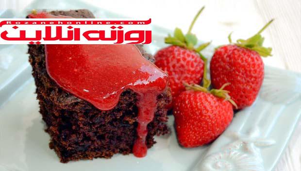 طرز تهیه کیک وگان با طعم کاکائویی