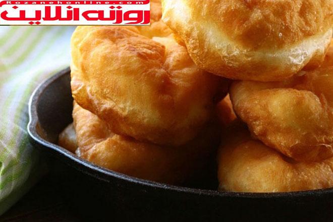 چگونه نان پیشی آسان ترکیه درست کنیم