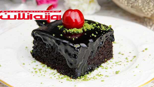 چگونه کیک خیس با سس مخصوص درست کنیم