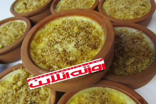 طرز تهیه سوتلاچ با کادایف در فر