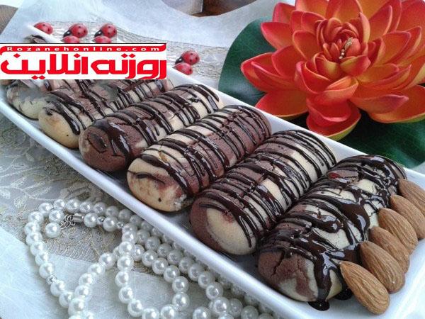 دستور پخت شیرینی مرمری ترکیه