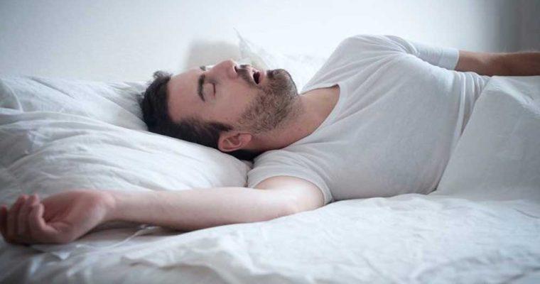 آپنه خواب  از علل تا عوارض