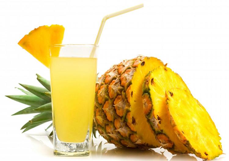 8 دلیل تضمین سلامتی با مصرف آناناس