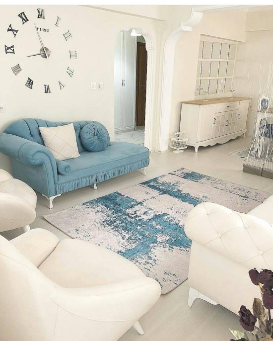 دکوراسیون منزل 2019 -دیزاین داخلی منزل 2019 -دکوراسیون منزل سفید طلایی
