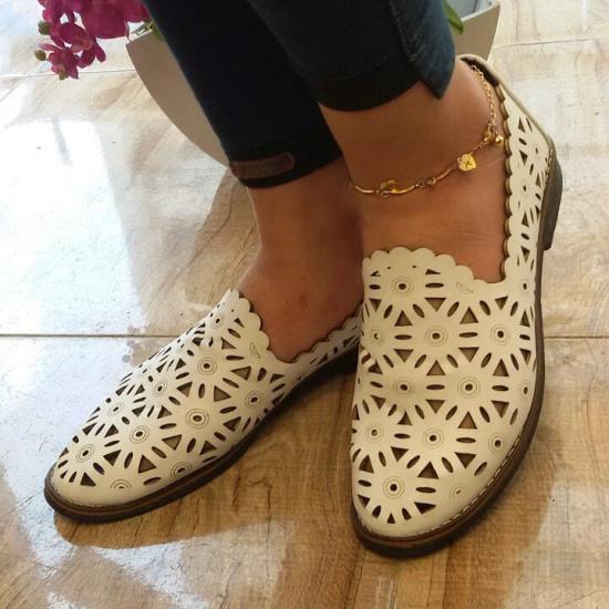 مدل کفش راحتی شیک دخترانه 98 با طرح های جدید و زیبا