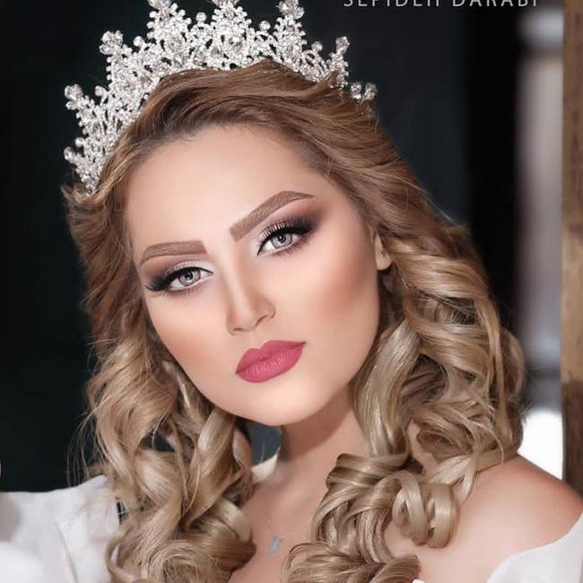 زیباترین مدل میکاپ عروس,مدل میکاپ عروس 2019,مدل میکاپ عروس 98,میکاپ عروس 2019,آرایش صورت عروس 2019,