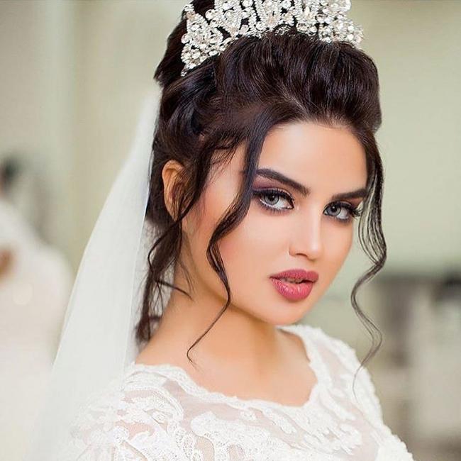 مدل آرایش و مو عروس جدید 2019 متفاوت برای خانم های با سلیقه