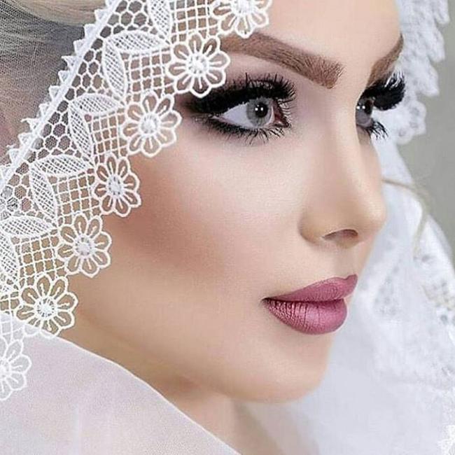 مدل های جدید آرایش عروس 2019 برای عروس خانم های متفاوت