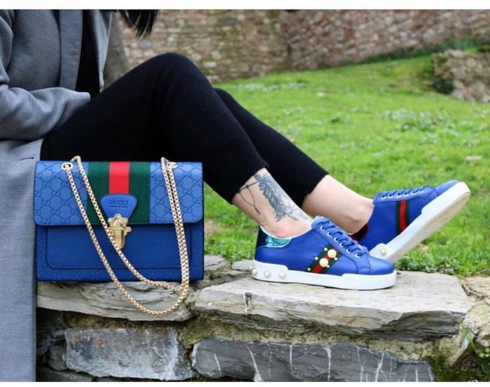مدل کیف و کفش ست مخصوص نوروز 1398