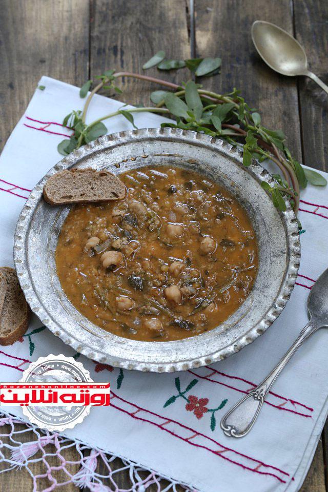 چگونه سوپ شنبلیله بپزیم