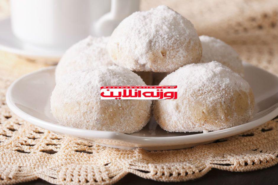 شیرینی بدون استفاده از مارگارین یا کره