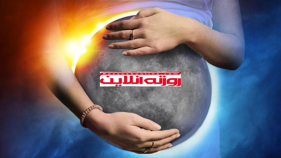 افسانه های ماه ( ماه گرفتگی )