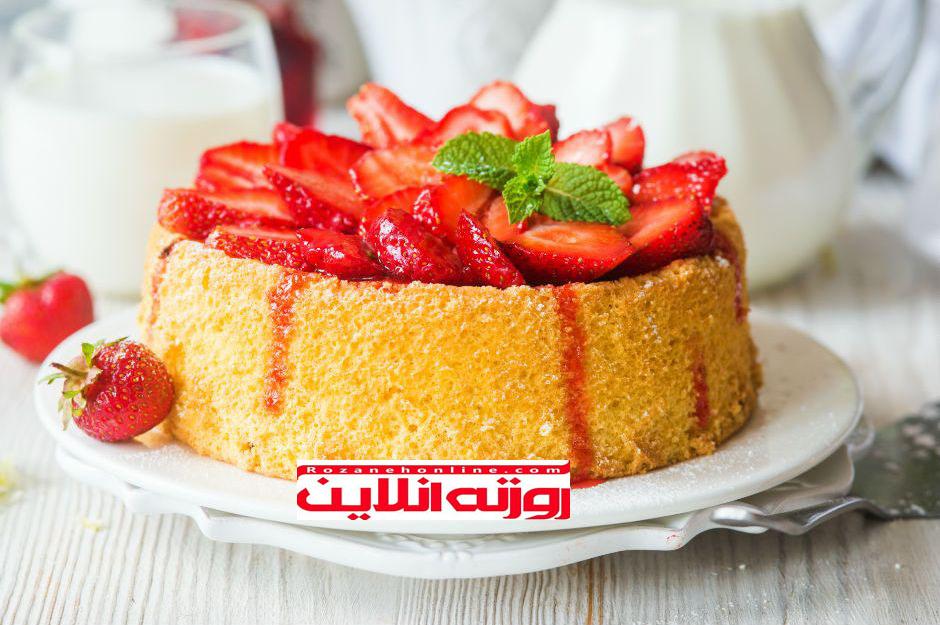طرز  درست کردن کیک سه تخم مرغی ترکیه