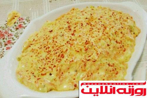 طرز تهیه تاراتور هویج و خیار