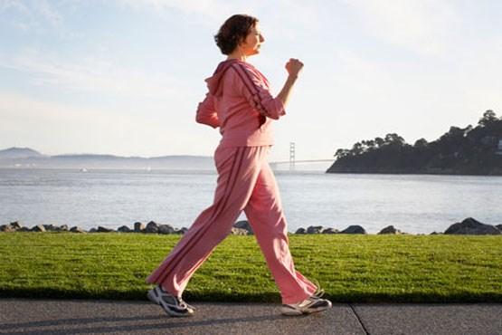 فواید 6000 قدم روزانه برای خانم ها