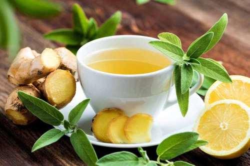 چای زنجبیل بنوشید تا دردتان کاهش یابد