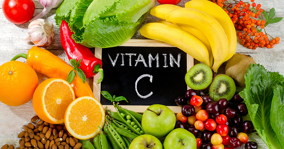 نقش ویتامین C در سلامت بدن