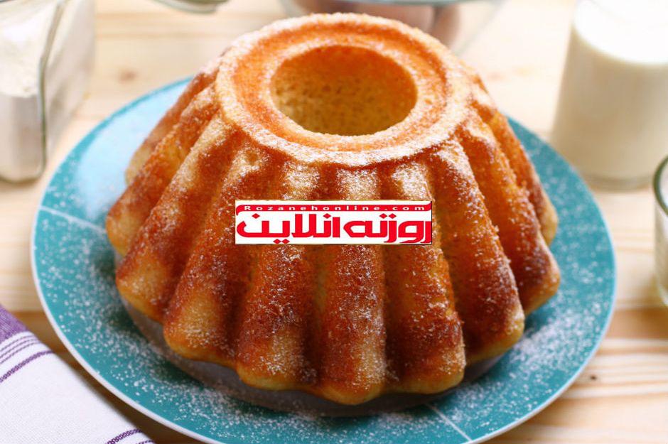 چگونه کیک  اسفنجی لیمویی با متد ترکیه درست کنیم