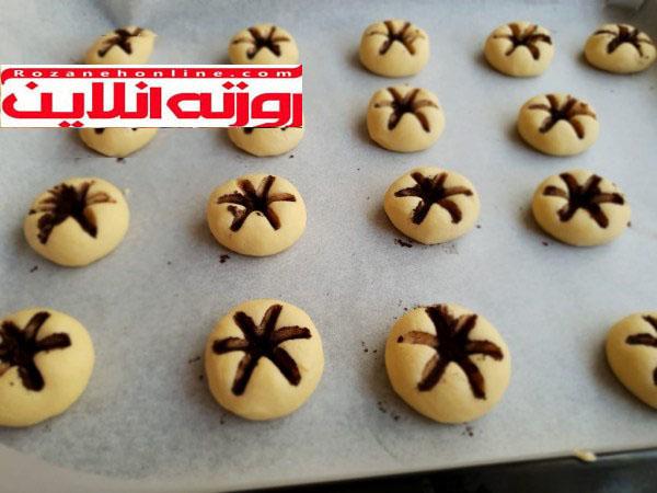 آموزش شیرینی پروانه ای با متد کشور ترکیه