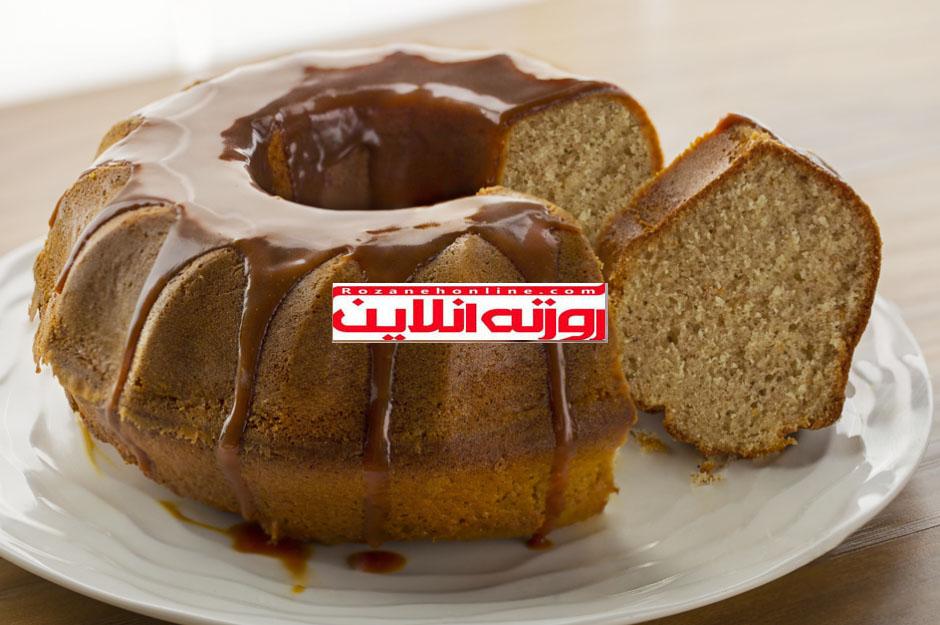 طرز تهیه کیک با استفاده از ثعلب