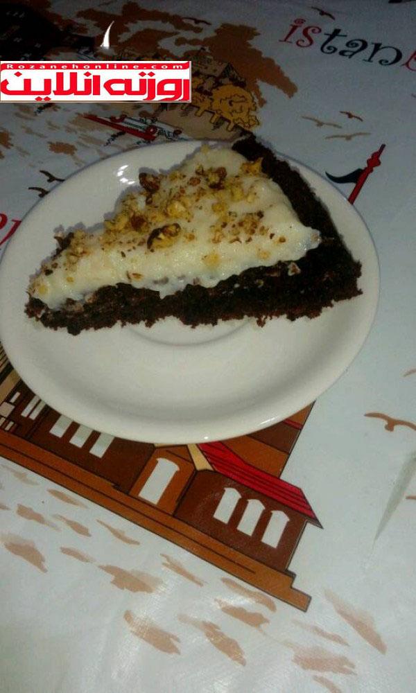 آموزش کیک تارت با استفاده از ثعلب