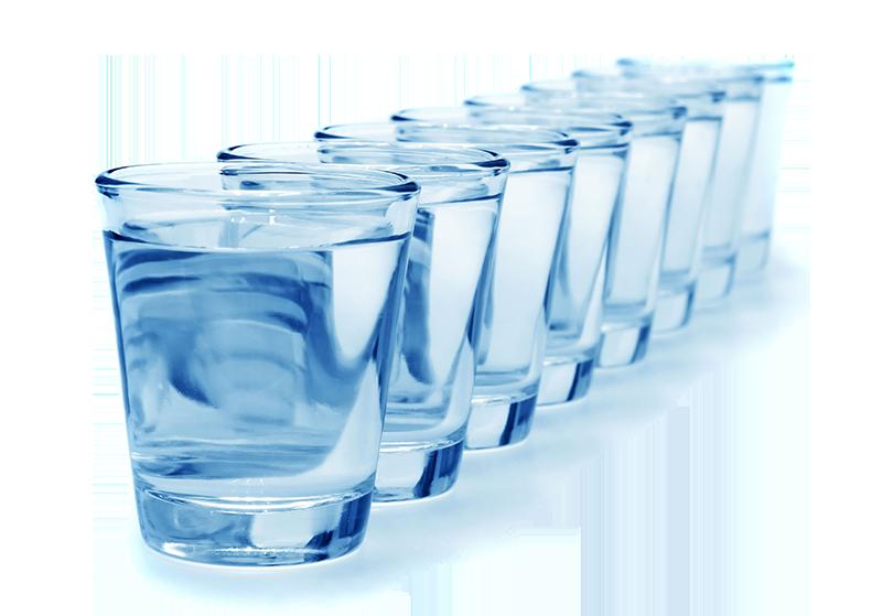 مضرات مصرف 8 لیوان آب در شبانه روز