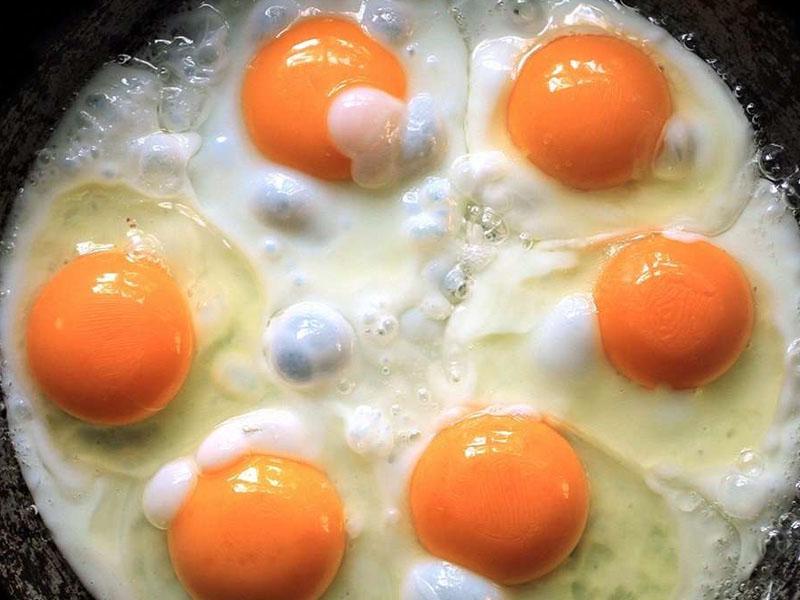 12 واکنش در بدن پس از مصرف تخم مرغ