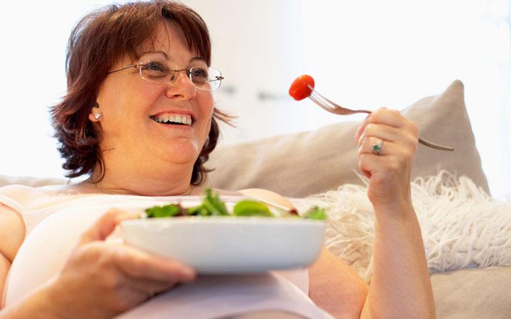 چگونه در دوران یائسگی وزن را کنترل کنیم