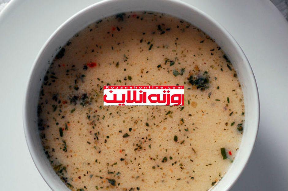 سوپ نعناع