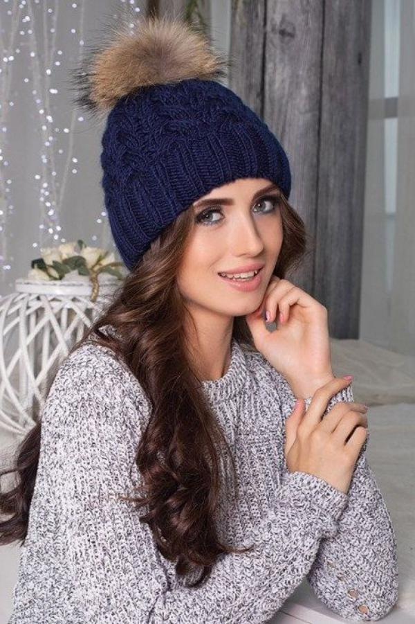 مدل کلاه و شال گردن بافتنی زنانه 2019,کلاه و شال گردن,کلاه و شال گردن بافتنی 2019