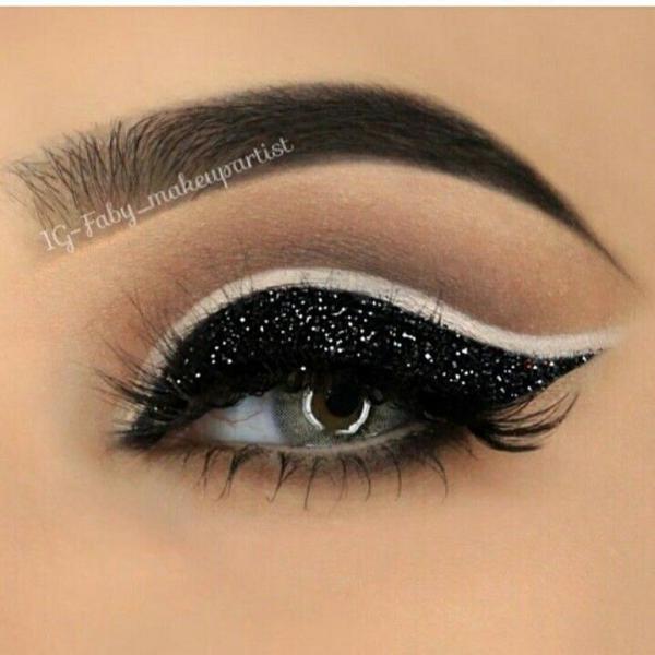 مدل آرایش چشم درشت 2019 عکس آرایش چشم عروس 2019 | عکس آرایش چشم ساده 2019 | عکس آرایش چشم دخترانه 2019 | عکس آرایش چشم و ابرو