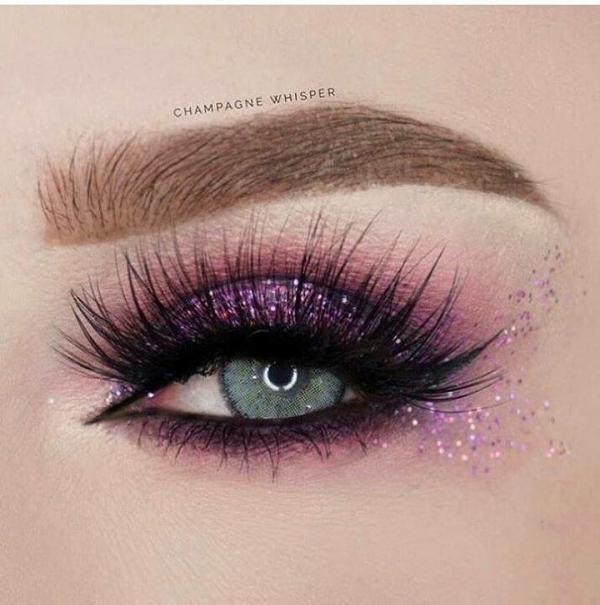 مدل آرایش چشم ریز 2019 عکس آرایش چشم عروس 2019 | عکس آرایش چشم ساده 2019