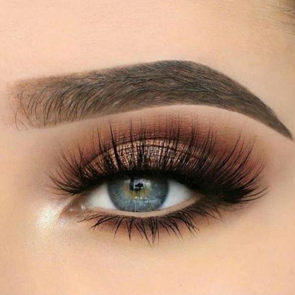 مدل آرایش چشم عروس 2019 جدیدترین مدل آرایش چشم عروس 2019 | جدیدترین مدل آرایش چشم و ابرو 2019