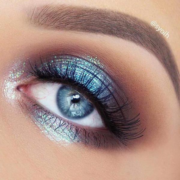 انواع مدل آرایش چشم لایت 2019 با ترفندهای آسان