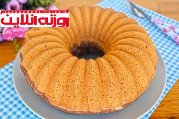 چطوری با استفاده از آب کیک درست کنیم