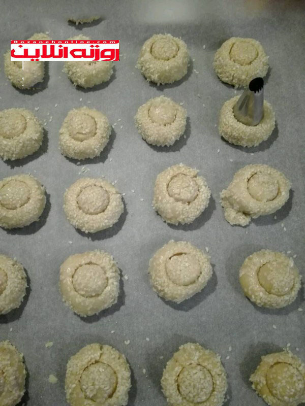 آموزش شیرینی به شکل پاپ کورن