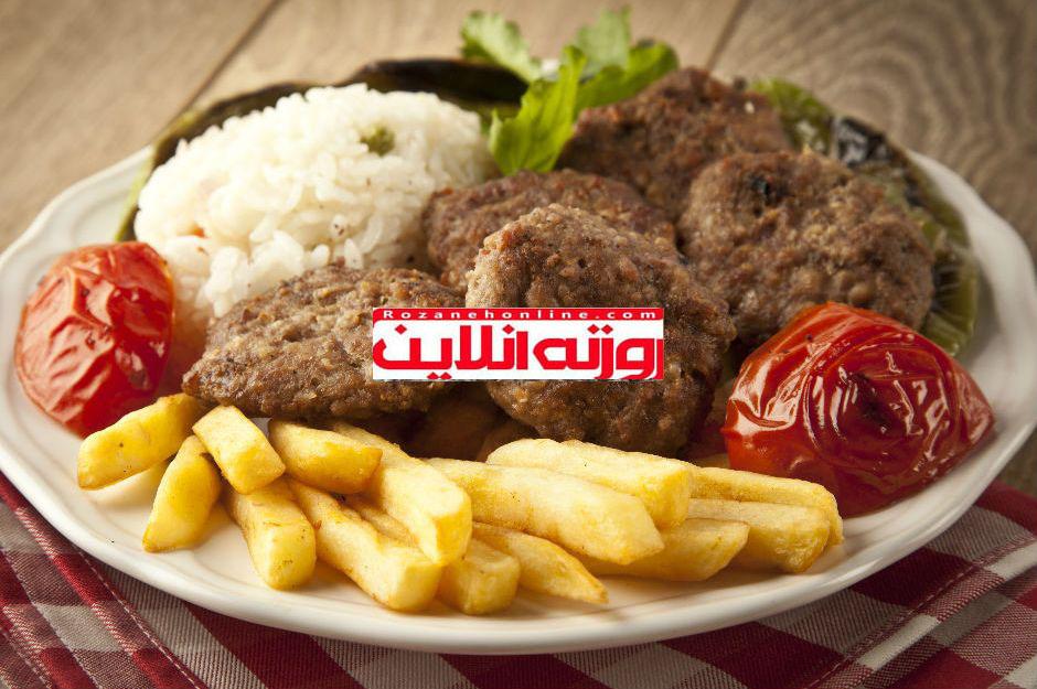 خوشمزه تر از کوفته های رستورانی : کوفته جیزبیز ترکیه