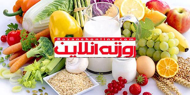 توصیه سایت روزنه در مورد غذاهای مناسب برای کودکان